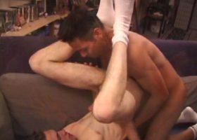 Kenny and Jordon Suck Dick