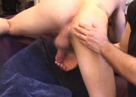 Shane Cums In Mouth