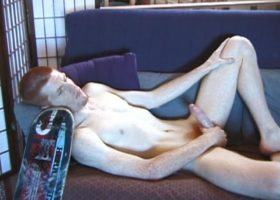 Tristian Jacking Off