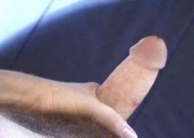Derek Cums On Face