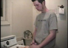 Nick Beats Off