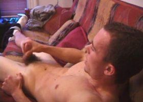 Str8 Boy Carson Beats Off