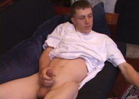 Amateur Shane Jacking Off