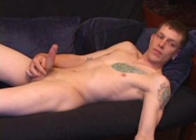 Amateur Shane Jacking Off