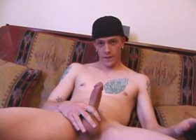 Amateur Shane Fingers and Strokes