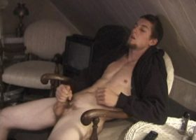 Amateur Adam, Jacking Off