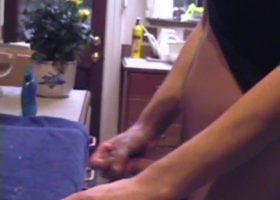 Amateur Ric Beating Off