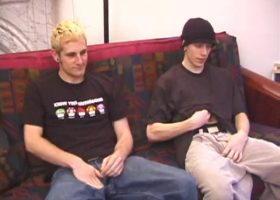 Torque and Shane Suck Cock