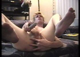 Jason Baltimore Beating His Meat