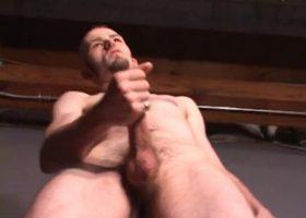 Amateur Nick Stevens Jacking Off