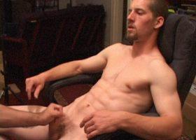 Young Adam Gets A Hand Job