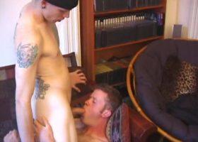 Shane and Nate Sucking Dick