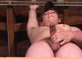 Odon Marsh Jacking Off