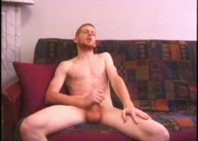 Red Head Tristian Jacking