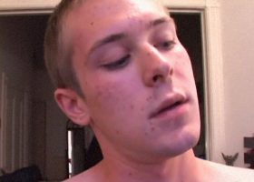 Self Sucking Tommy Jacking Off