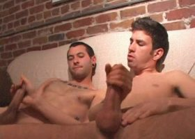 Young Tyler and Tucker Suck Dick