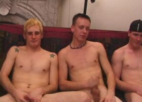 Young Amateurs Gay Sex Orgy