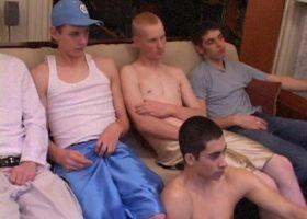 Richard, Skylerr and Kaos Threesome