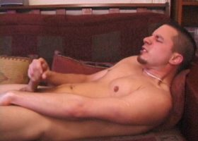 Foster Bailey Beating Off