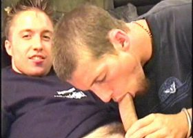 Johnny and Adam Sucking Cock