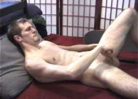 Jonathan Priest Jacking Off