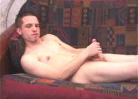 Chase Hunter Jerking Off