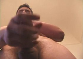 Gunner Raines Beating Off
