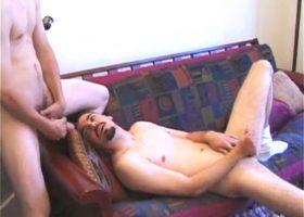 Matthew Gives Sean An Ass Pounding
