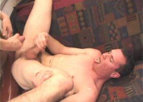 Str8 Boy Preston Gets Ass Fucked