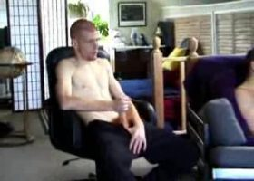 Str8 Tristian and Shane Jacking Off