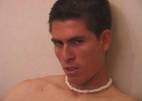 Young Veneco Jerking Off