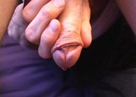 Shane Enjoys A Handjob