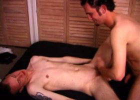 Aaron and Lukas Suck and Fuck