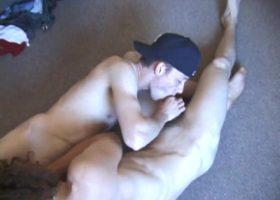 EJ and Adam Sucking Dick