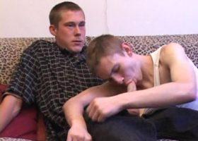 Sean and Brent Suck Dick