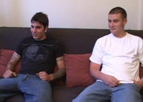 Rock Lee and Rick Waters Fuck