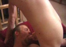 Four Curious Boys Sex Orgy