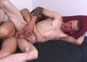 Anthony and Brandon Fucking