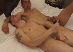 Timmy and Chad Jerking Off