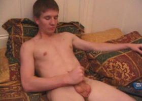 Twink Str8 Boy Casey Jacks Off