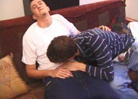 Matthew and Rod Suck Dick