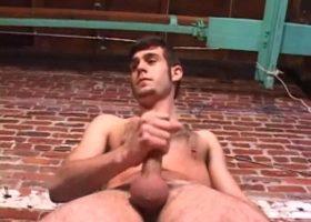 Woody Steel Garage Stroking