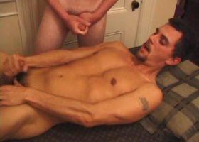 Massage Table Threesome Fun