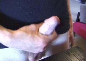 Big Dick Derek Jacks Off