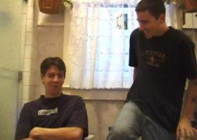 Dan and Jayden Jerking Off