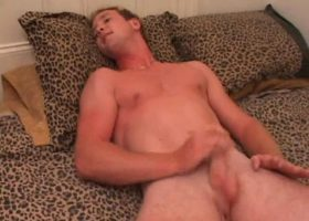 Rod Thrusting Beating Off