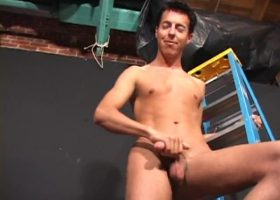 Ryler Jackson Beating Off