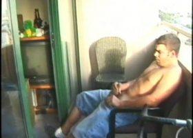 Tony Hammer Jacking Off