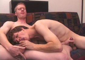 Johnny and Matthew Sucking Cock