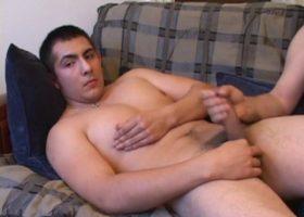 Alex McDaniel Enjoys a Handjob